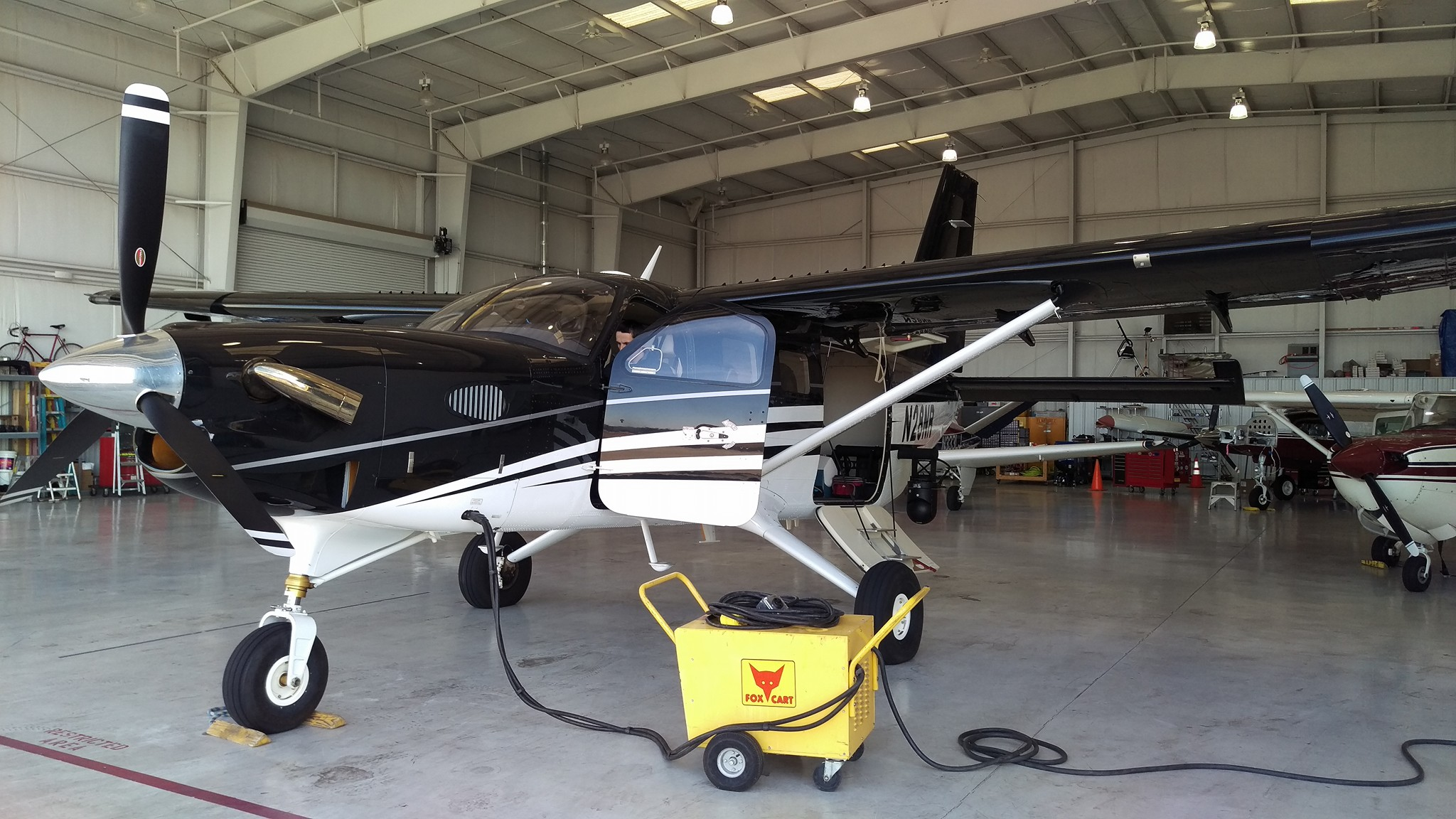 Gardner Lowe Aviation Services FAA Authorized Experimental Light-sport Aircraft